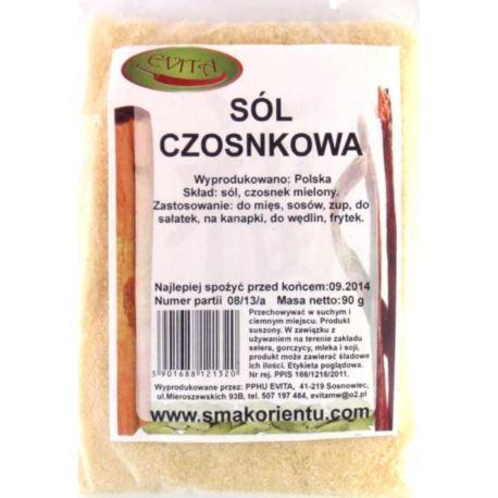 Sól czosnkowa