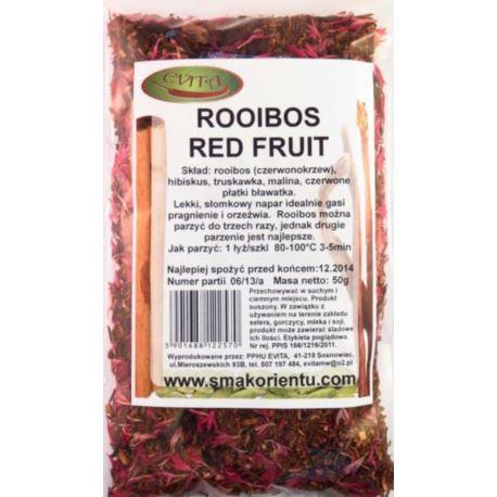 Rooibos red fruit