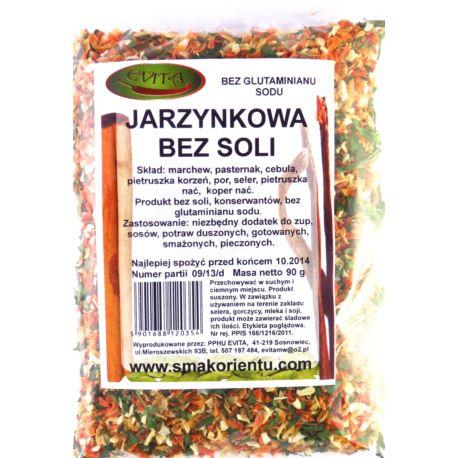 Jarzynkowa bez soli grys