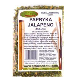Papryka jalapeno zielona